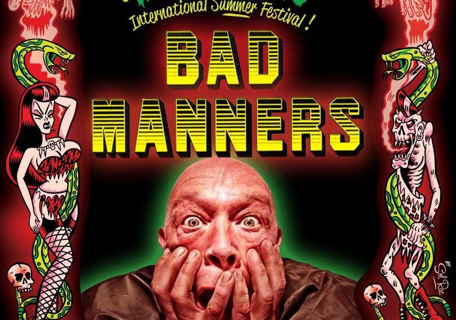 Bad Manners Psychobilly meeting 2018 Pineda de Mar