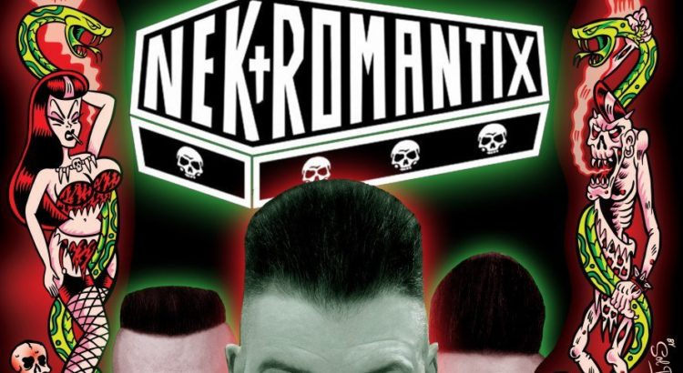 Nekromantix Psychobilly meeting 2018 Pineda de Mar