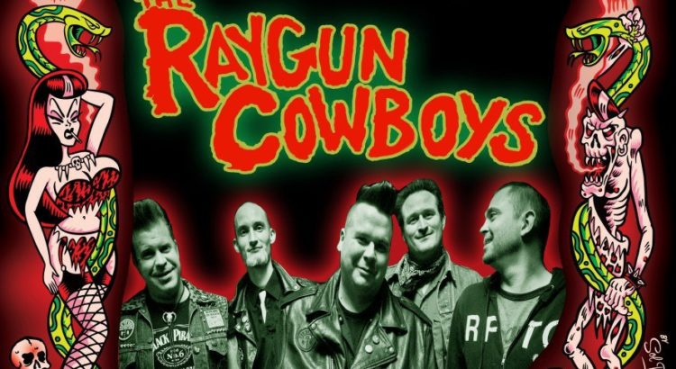 the raygun cowboys psychobilly meeting pineda 2018