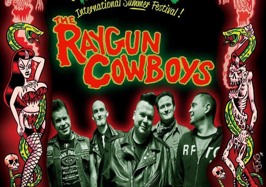 the raygun cowboys psychobilly meeting pineda 2018