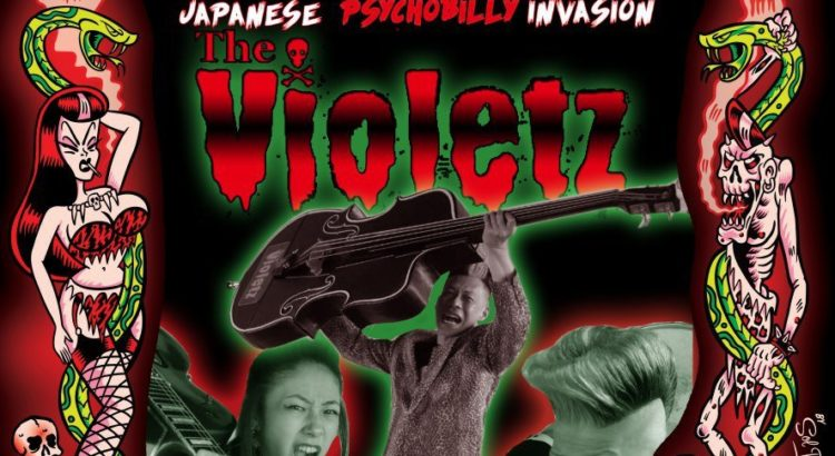 the violetz psychobilly meeting 2018