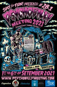 New dates for Psychobilly Meeting 2021